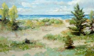 Gem Dunes, Melanie Parke