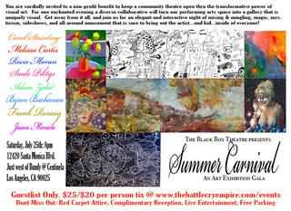 Summer Carnival , VARIOUS