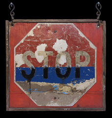 """STOP!"", Laura Lynch"