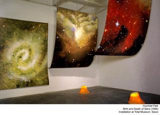 Birth & Death of Stars, Younhee Paik