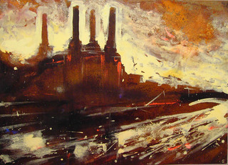 Power Station avorio, Alessandro Busci