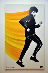 Run, Blago, Run! Olympics, Ray CRO Noland