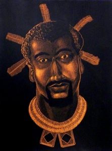 Mswati_iii_self_portrait
