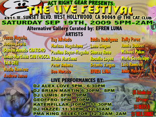 THE LIVE FESTIVAL,