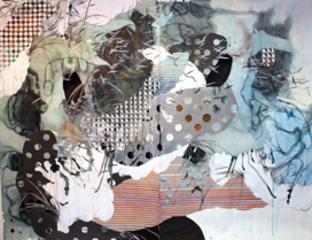 Filigree (detail), Katherine Mann