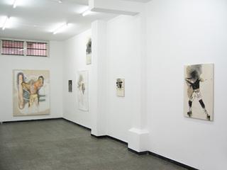 Hulk vs. Hulk, Kunstraum Acapulco, Düsseldorf, David Ostrowski