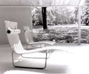 Two reclining chairs 061101, Mayumi Terada
