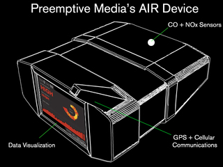 Device Diagram, Preemptive Media