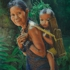 Penan_woman_with_child_1