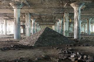 Ziggurat East/Fisher Body, Detroit, Scott Hocking