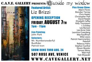 , Featured artist, LIZ BRIZZI
