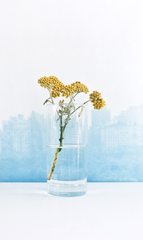 Bouquet for a Soldier, Emilie Halpern