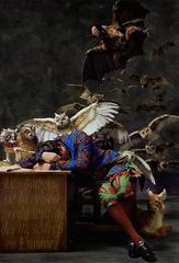The Sleep of Reason Produces Monsters (Europe) ,Yinka Shonibare