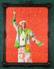 The Prophet and the King II (Columbus), Kehinde Wiley
