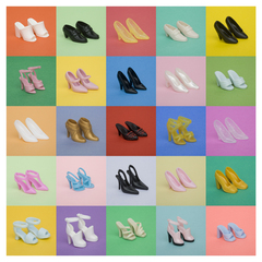American Obsessions: High Heels Grid, Larry Lytle