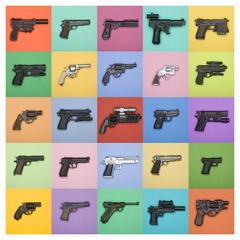 Handguns, Larry Lytle