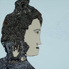 Portrait of a Lady, Alisha Wessler
