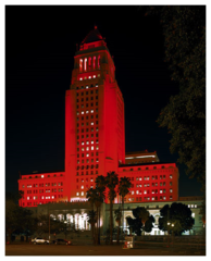 Red City Hall, Julius Shulman & Juergen Nogai