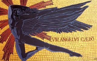 THE FALLEN ANGEL, eddie jelinet