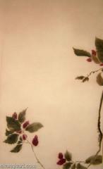 Flower and Fruit , Zhou Tiehai