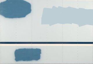 Blue Panel, Derek Stroup