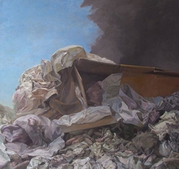 Dead-Line , Stuart Brisley