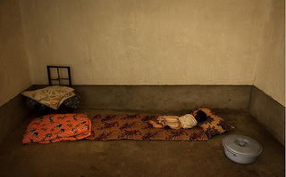 Untitled (Sleeping Iraqi Boy), Jacob Bailey
