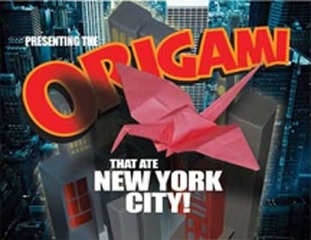 The Origami that Ate New York City, Andrea Greco