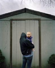 Mother and Child #1, Jill Frank
