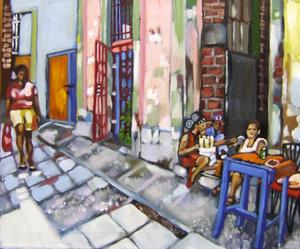 Santiagocitystreet