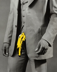 velvet polyester, David B. Smith