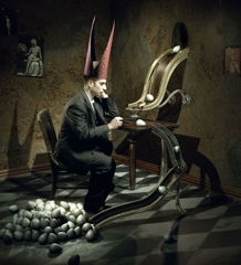 EL Lyon, Chaos Counter, Jamie Baldridge