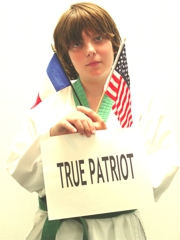 True Patriot, Clayton Campbell