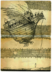 Bird Ark, Jon Carling