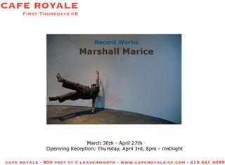 , marshall marice
