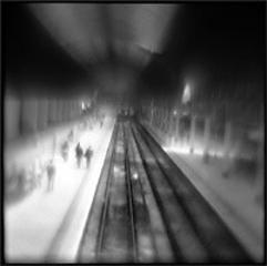 In Passage , Susan Burnstine