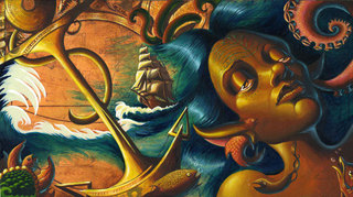 """"""" Deep Sea Dreaming"""", Michelle Mia Araujo"""
