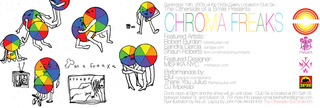 ,CHROMA FREAKS