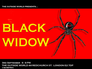BLACK WIDOW \'82, BLACK WIDOW \'82
