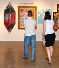 D-Magazine Art Slam, ..., Michelle de Metz, Shane Pennington, Shawn Saumell, Jorge Rivas