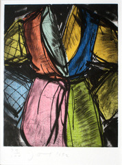 Bill Clinton Robe (Carpenter 57),Jim Dine