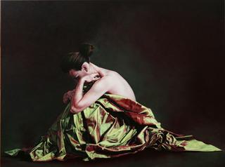 Contemplating Eve 4, Anne-Marie Kornachuk
