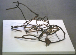 Jerusalem Horse #1, Deborah Butterfield