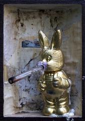 Golden Crackhead, Greg Haberny