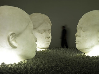 In the Midst of Dreams, Jaume Plensa
