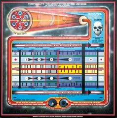 Temporality: The Great Within of the Universe, Paul Laffoley