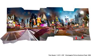 Times Square 1, Jeremy Kidd