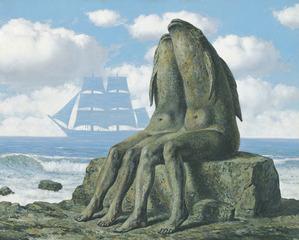 Les merveilles de la nature (The Wonders of Nature) , René Magritte