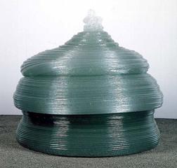 Glass No.4I , KAZUO KADONAGA