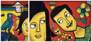 Graphein: Ch III - A Courtship, Udit Kulshrestha
